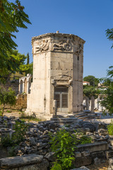 Athens. The Tower of the Winds