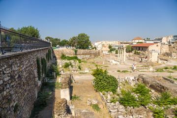 Athens. Roman Agora