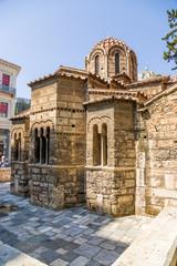 Athens. Church of Panaghia Kapnikarea