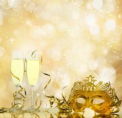 golden karneval