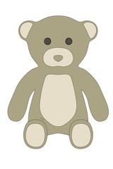 cartoon image of teddy bear