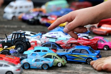 Toy Cars Game