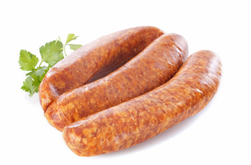 Montbeliard sausages