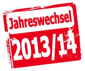 Jahreswechsel 2013/14