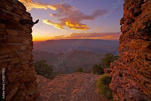 Wall mural Gran Canyon View