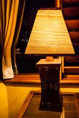 Craft lamp lit