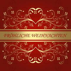 floral,weihnachtsdeko,weihnachtsdekoration,weihnachtskarte,rot