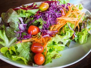 salad in thailand