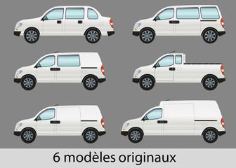 Models de voiture originaux