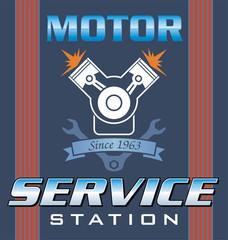 motor service