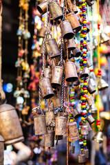 Traditional souvenir in local market