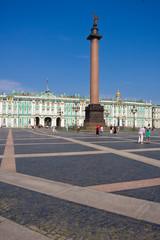 Wall Mural - Hermitage in Saint Petersburg