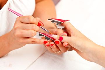 Extreme manicure