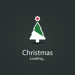 Christmas is Coming - Christmas Card Design