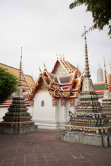 Thai Temple Wat Pho in Bangkok