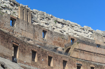 Wall Mural - Colosseo
