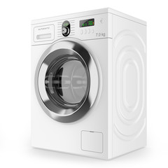 Modern automatic washing machine