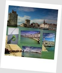 Multivues de La Rochelle.