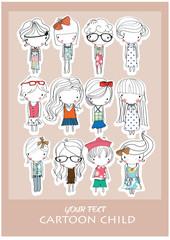 cartoon-group-child