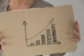 success cardboard