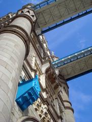 Tower Bridge. Architectural Detail. London. United Kingdom.