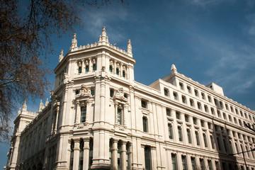 Building Madrid