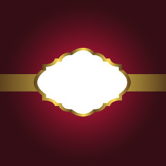 Background-Burgandy & Gold