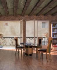 Restorated Apartment (focus)