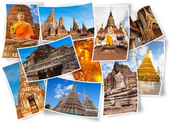 Thaïlande, pays des dieux : temples et bouddhas