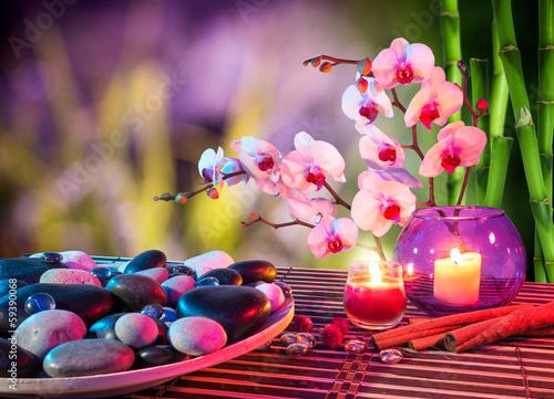 цветы свечи  № 1504374 без смс