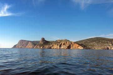 Морской пейзаж,Крымский полуостров