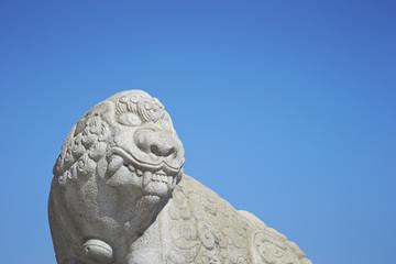Gyeongbokgung palace stone carving