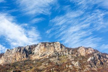 Crimean rocks