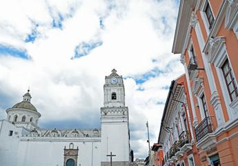 Quito, Iglesia de la Merced