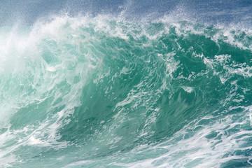 Poster de jardin Eau Perfect Wave