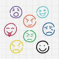 emotion sketch
