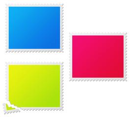 Die bunten Briefmarken