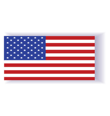 Flag of the USA