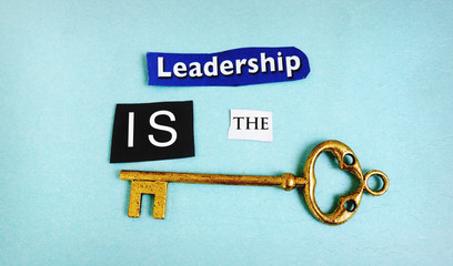 Leadership key