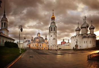 cityscape Russia