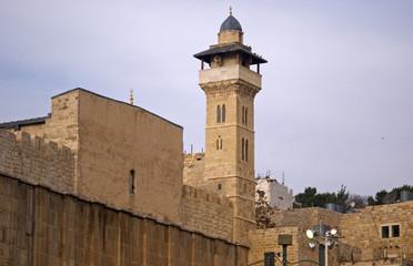 Ibrahim Mosque, Hebron, Palestine