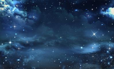 Nightly sky