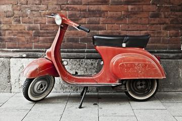 Vespa Motorroller Kult