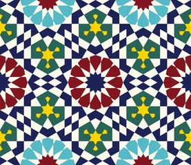 Berkane Seamless Pattern Six