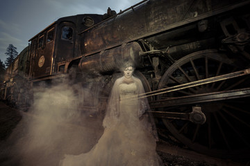 Victorian Ghost Train