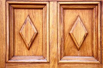spain abstract door lanzarote  door in the   brown