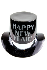 New Year top hat