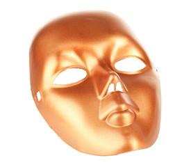 Mask isolated on white