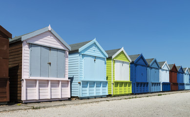 Christchurch Beach Huts