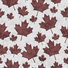 Grunge Patriotic Canadian Textured Fabric Background